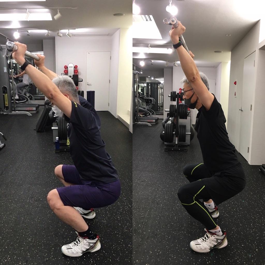 40代男性【可動域改善】トレーニング&ストレッチで腕が上がるように💪