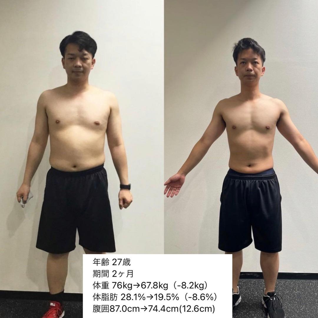 【ご飯を食べながら☆】最短の2ヶ月で-8kg!!